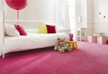 عکس از موکت مناسب برای اتاق کودک