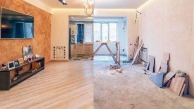 عکس از اهداف بازسازی منزل در تهران