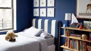 عکس از بهترین رنگ اتاق خواب پسرانه در سنین مختلف