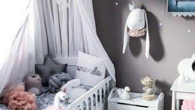 عکس از جدیدترین سبکهای دکوراسیون اتاق خواب کودک 2021