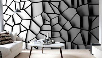 عکس از خرید کاغذ دیواری سه بعدی | بایدها و نبایدهای هنگام خرید