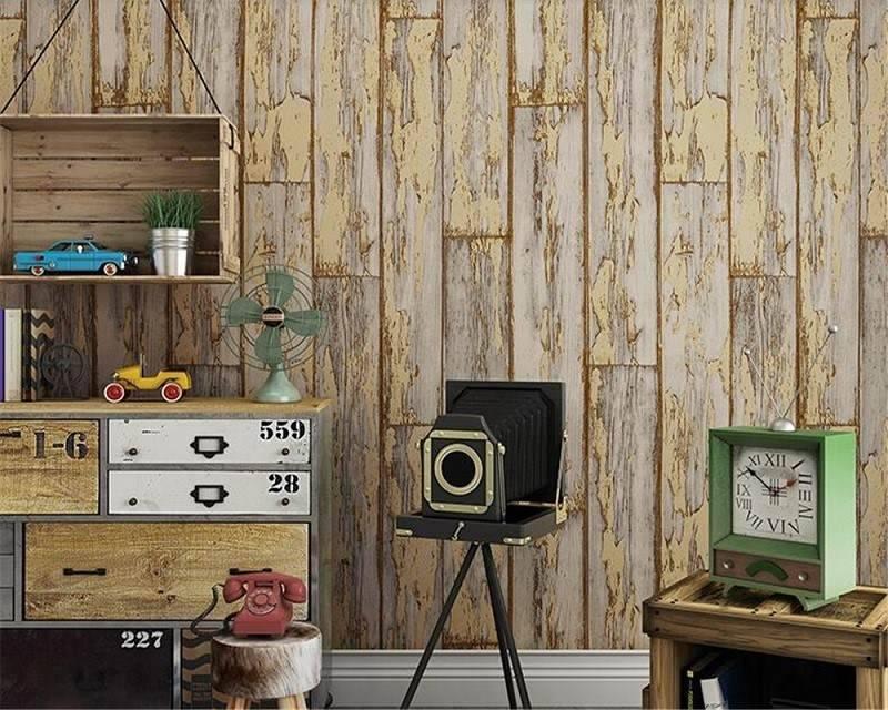 عکس از مزایای کاغذ دیواری پارچه ای نسبت به کاغذ دیواری سنتی