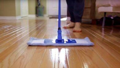 عکس از چگونه در ایام کرونا کفپوش و لمینت منزل و محل کارمان را ضد عفونی کنیم؟