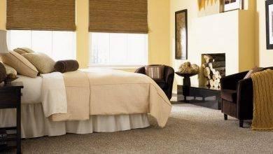 عکس از موکت مخصوص اتاق خواب