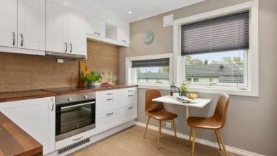 عکس از دکوراسیون آشپزخانه کوچک | 6 ایده شگفت انگیز