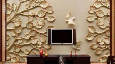 عکس از انواع پوستر دیواری پذیرایی