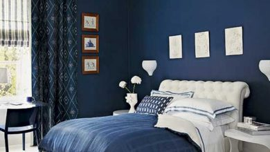 عکس از راهنمای طراحی و دیزاین دکوراسیون اتاق خواب