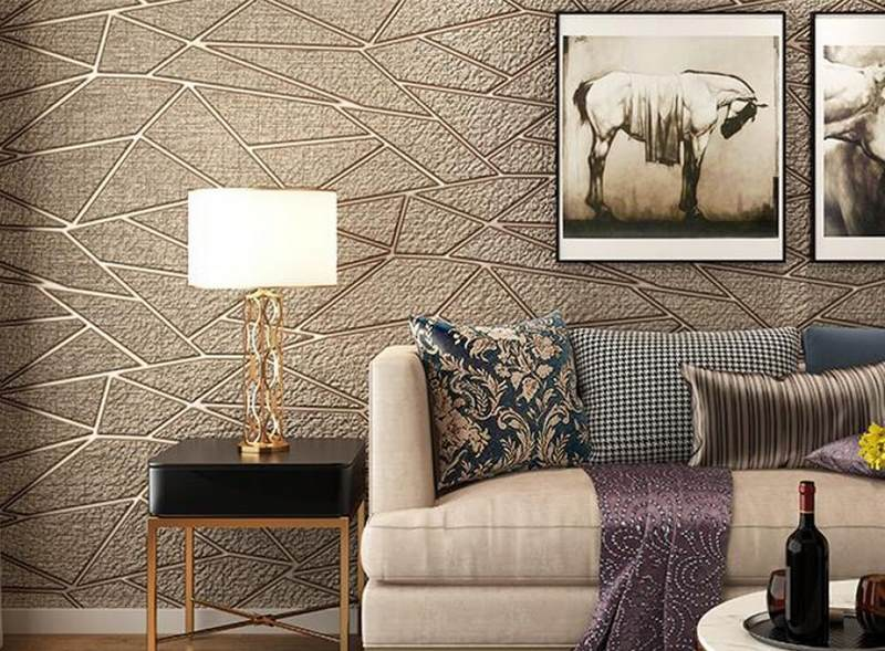 عکس از معرفی انواع کاغذ دیواری